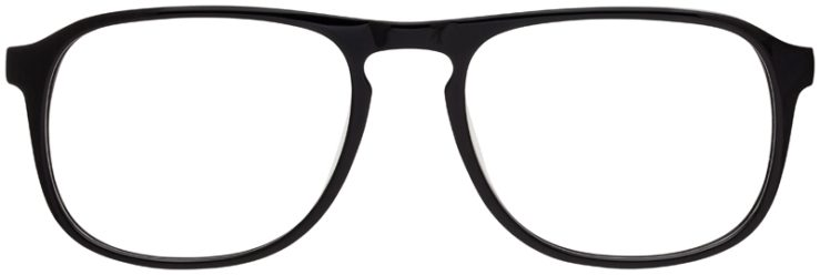 prescription-glasses-model-Calvin-Klein-CK19528-Black-FRONT