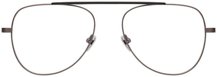 prescription-glasses-model-Calvin-Klein-Ck19152-Gunmetal-black-FRONT