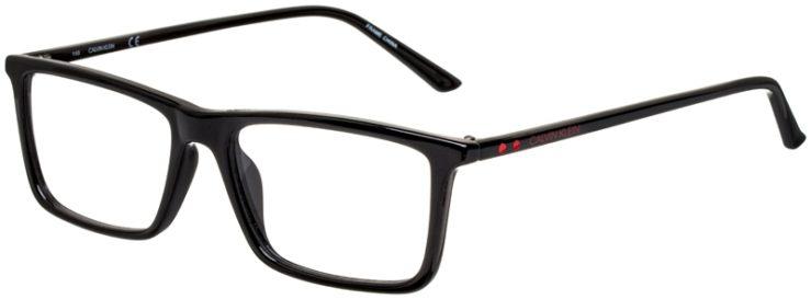 prescription-glasses-model-Calvin-Klein-Ck19509-Black-45