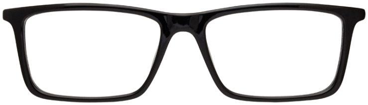 prescription-glasses-model-Calvin-Klein-Ck19509-Black-FRONT