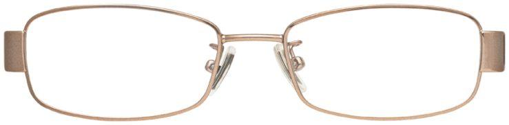 prescription-glasses-model-Coach-HC5001-Taupe-FRONT