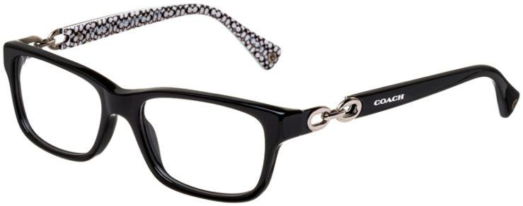 prescription-glasses-model-Coach-HC6052-Black-White-45