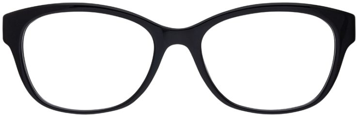 prescription-glasses-model-Coach-HC6117-Black-FRONT