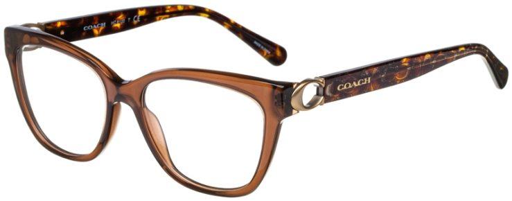 prescription-glasses-model-Coach-HC6120-Clear-Brown-45