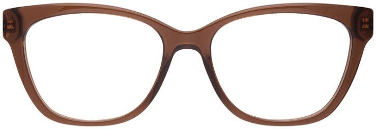 prescription-glasses-model-Coach-HC6120-Clear-Brown-FRONT
