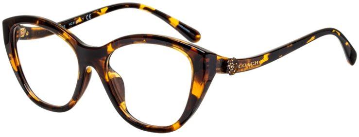 prescription-glasses-model-Coach-HC6134U-Tortoise-45