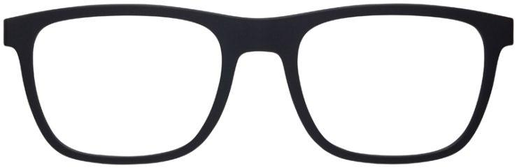prescription-glasses-model-Emporio-Armani-EA3140-Matte-Black-FRONT