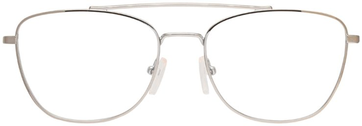 prescription-glasses-model-Michael-Kors-MK3034-Silver-FRONT