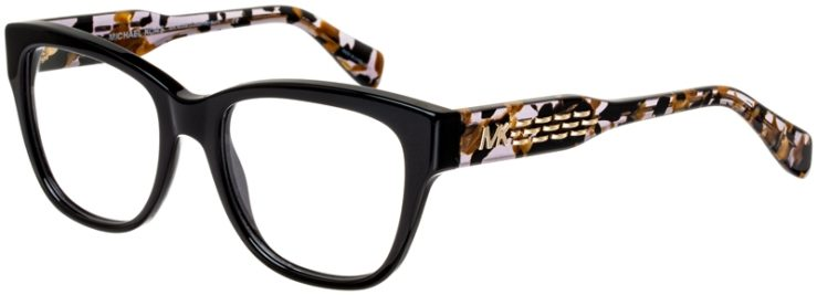 prescription-glasses-model-Michael-Kors-MK4059-Black-45