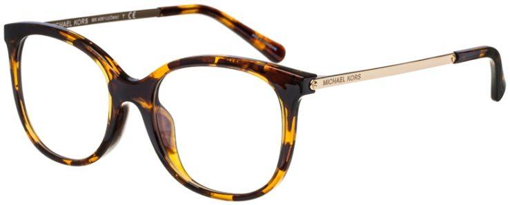 prescription-glasses-model-Michael-Kors-MK4061U-Tortoise-45