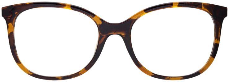 prescription-glasses-model-Michael-Kors-MK4061U-Tortoise-FRONT
