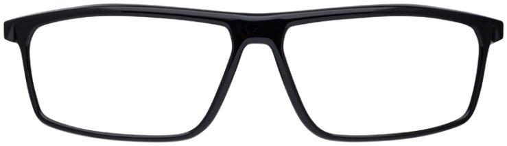 prescription-glasses-model-Nike-7083UF-Black-FRONT