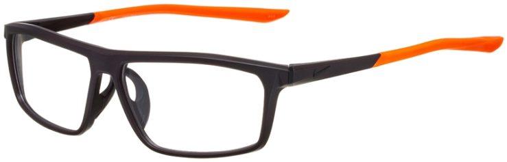 prescription-glasses-model-Nike-7083UF-Matte-Black-45