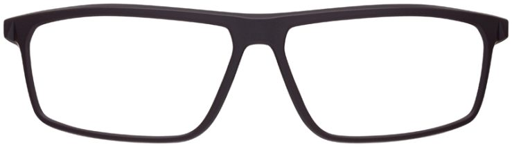 prescription-glasses-model-Nike-7083UF-Matte-Black-FRONT