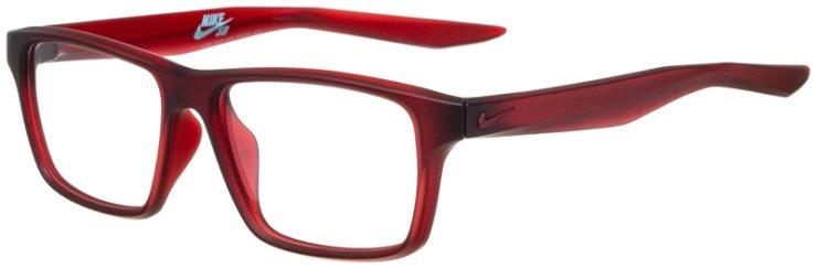 prescription-glasses-model-Nike-7112-burgundy-45