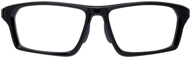 prescription-glasses-model-Nike-7878AF-Black-FRONT
