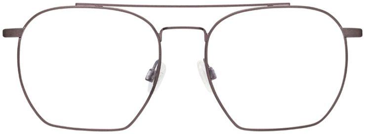 prescription-glasses-model-Nike-8210-Gunmetal-FRONT