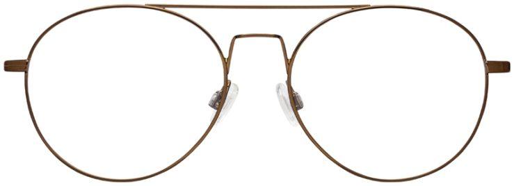 prescription-glasses-model-Nke-8211-bronze-FRONT