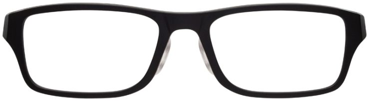 prescription-glasses-model-Oakley-Chamfer-Satin-Black-Red-FRONT