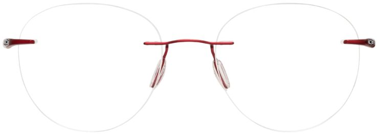 prescription-glasses-model-Oakley-Drill-press-Satin-Red-FRONT