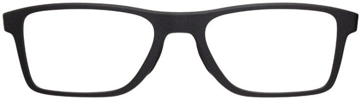 prescription-glasses-model-Oakley-Fin-Box-Matte-Steal-FRONT