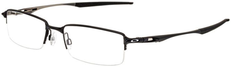 prescription-glasses-model-Oakley-Half shock-Satin-Black-45