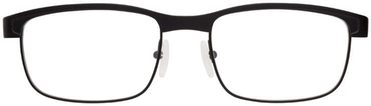 prescription-glasses-model-Oakley-Surface-Plate-Satin-Black-FRONT