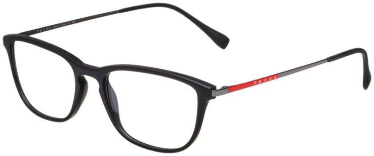 prescription-glasses-model-Prada-VPS-05I-Matte-Black-45