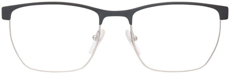 prescription-glasses-model-Prada-VPS-50L-Gray-Navy-FRONT
