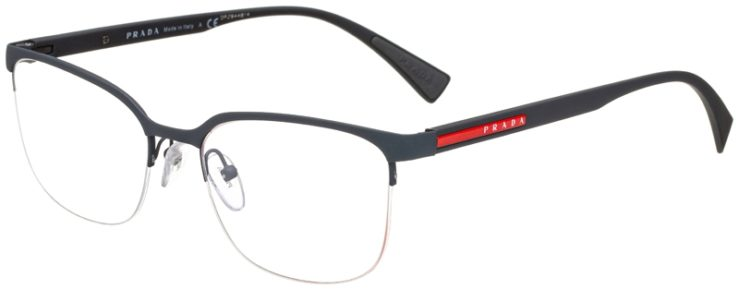 prescription-glasses-model-Prada-VPS-51L-Matte-Grey-45