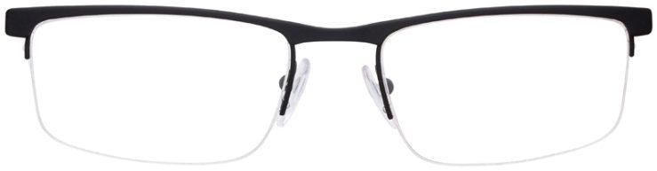 prescription-glasses-model-Prada-VPS-52F-Matte-Black-FRONT