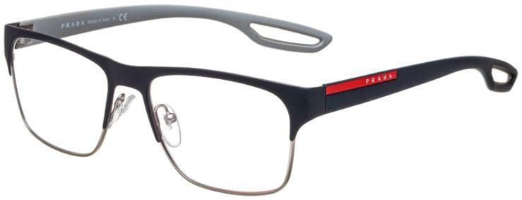 prescription-glasses-model-Prada-VPS-52G-Matte-Navy-45