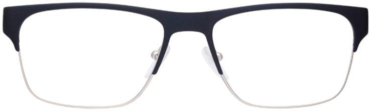 prescription-glasses-model-Prada-VPS-52G-Matte-Navy-FRONT