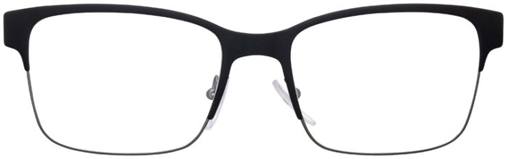 prescription-glasses-model-Prada-VPS-55I-Matte-Black-FRONT