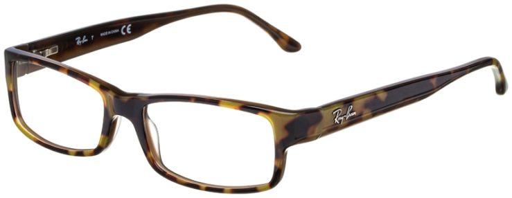 prescription-glasses-model-Ray-Ban-RB5114-Green-Tortoise-45