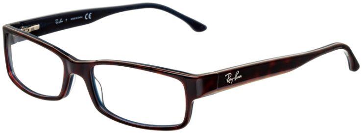 prescription-glasses-model-Ray-Ban-RB5114-Red-Tortoise-45