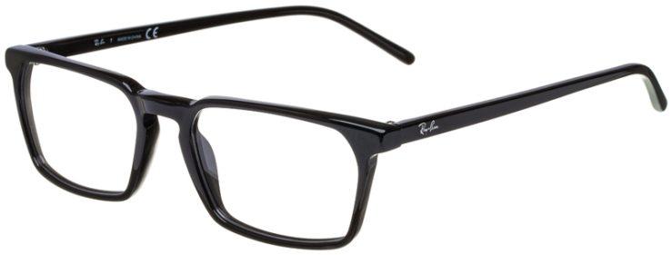 prescription-glasses-model-Ray-Ban-RB5372-Black-45