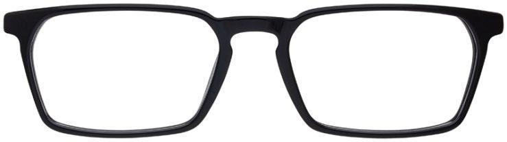 prescription-glasses-model-Ray-Ban-RB5372-Black-FRONT