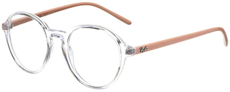 prescription-glasses-model-Ray-Ban-RB7173-Clear-45