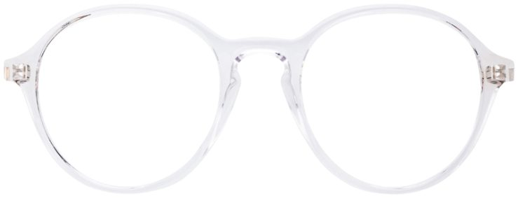 prescription-glasses-model-Ray-Ban-RB7173-Clear-FRONT
