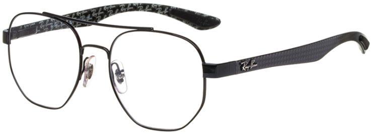 prescription-glasses-model-Ray-Ban-RB8418-Black-45