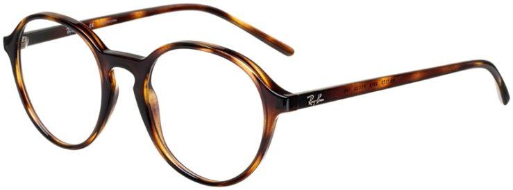 prescription-glasses-model-Ray-Ban-RX7173-tortoise-45