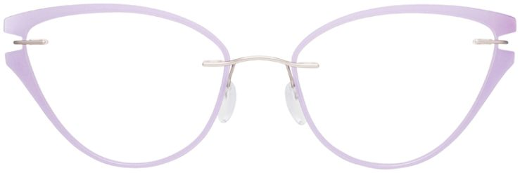 prescription-glasses-model-Silhouette-Dynamics-Colorwave-7200-Light-purple-FRONT
