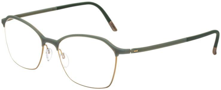 prescription-glasses-model-Silhouette-Urban-Fusion-SPX-1581-Slate-Green-45