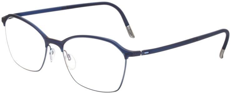 prescription-glasses-model-Silhouette-Urban-Fusion-SPX-1581-Velvet-Blue-45
