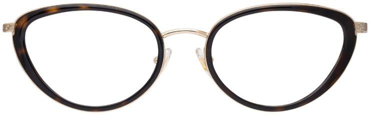 prescription-glasses-model-Versace-VE1258-Tortoise-Gold-FRONT