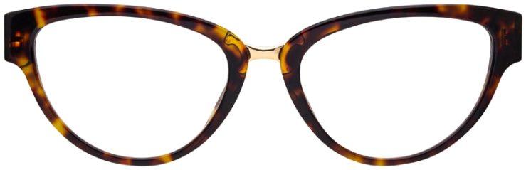 prescription-glasses-model-Versace-VE3267-Tortoise-FRONT