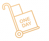 ups next day service icon