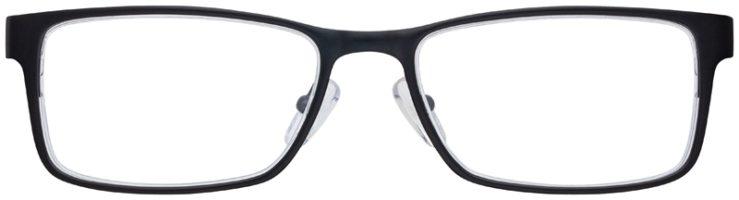 prescription-glasses-model-Armani-Exchange-AX1003-Matte-Black-FRONT
