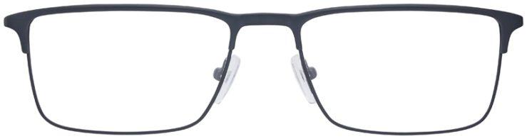 prescription-glasses-model-Armani-Exchange-AX1035-Matte-Grey-FRONT